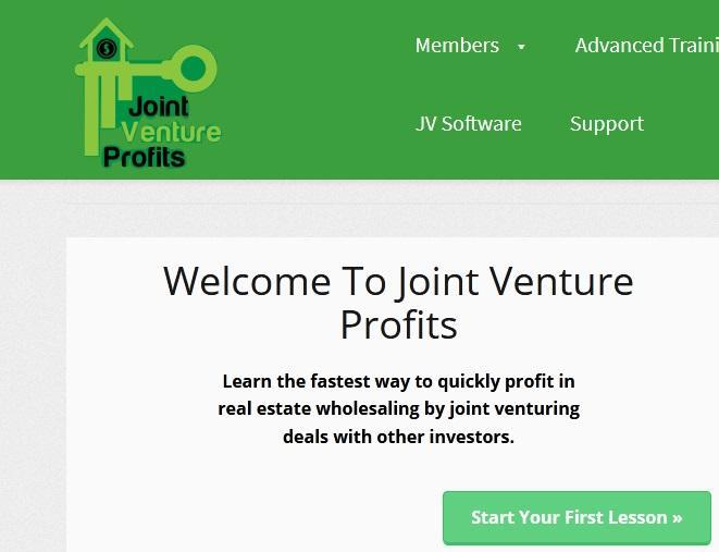 Chris Bruce - Joint Venture Profits
