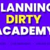Julian Cole – Planning Dirty Academy