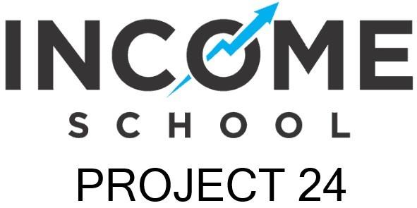 Project 24 – Income School 2020