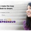 Luisa Zhou – Employee to Entrepreneur 2020