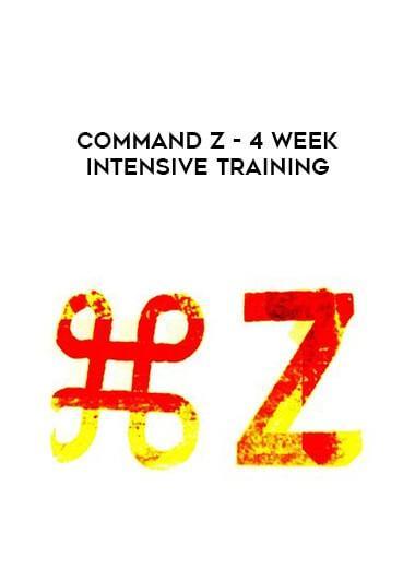 command-z-4-week-intensive-training