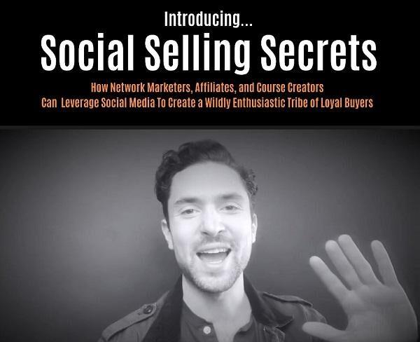 william-james-social-selling-secrets